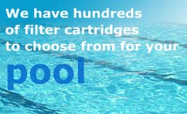 Cartridge Pool Filters-Offering High End Pool Maintenance