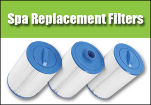 Spa Filter Replacement