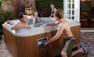 Purchase Hot Tub with Advanced Spa Design for Enhanced Spa Performance