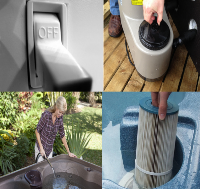 Step by Step Guide on How to Fill a Hot Tub