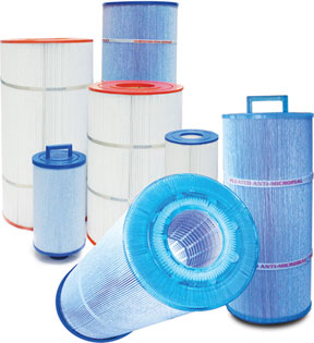 Parts of a Swimming Pool Filter