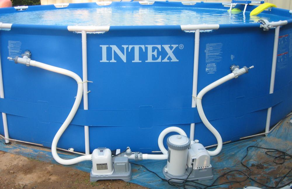 Intex Pool Pumps And Filters For Efficient Water