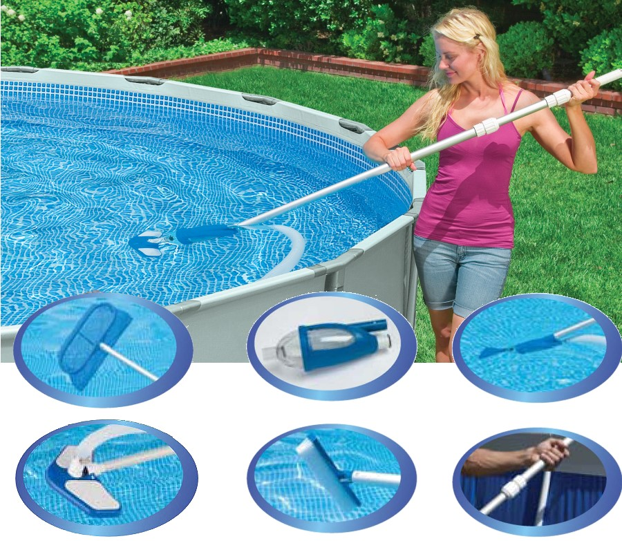 Keeping the Pool Vacuum Line Cleared of Objects