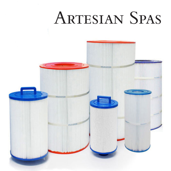 Tips for Spa Filtration and Sanitation, with Artesian Spa Filters