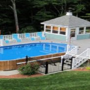 Maintaining Above Ground Pools with Quality Pool Filters