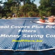 Pool Covers Plus Pool Filters: A Money Saving Combo