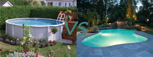 Above-Ground Pool or In-Ground Pool: Which One's Better?