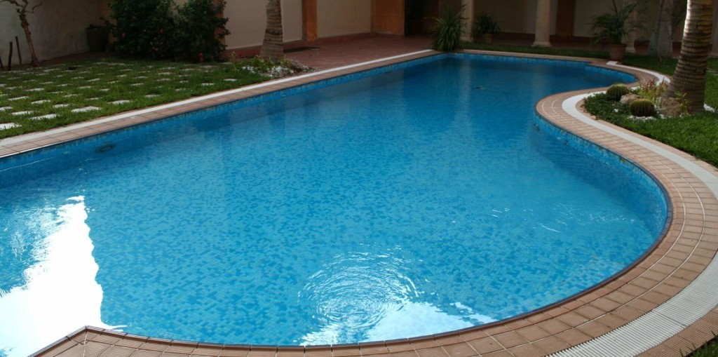 Pool water hardness