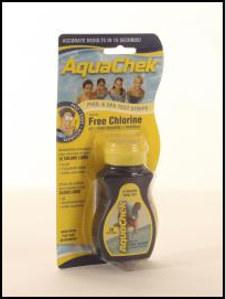 AquaChek Yellow - Free Chlorine