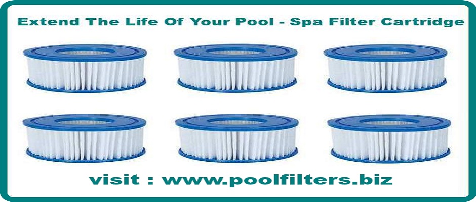 How To Extend The Life Of Your Pool – Spa Filter Cartridge