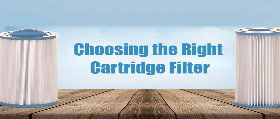 A Step-by-Step Guide to Finding the Perfect Replacement Cartridge for your Pool Filter