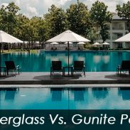 What is the Better Choice of Pool — Fiberglass or Gunite?