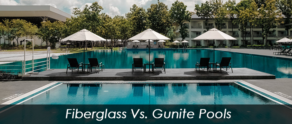 What is the Better Choice of Pool -- Fiberglass or Gunite?